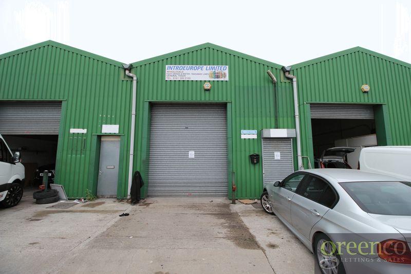 Phoenix Industrial Estate Failsworth
