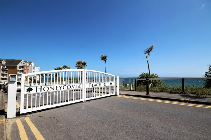 Honeycombe Chine Boscombe Spa