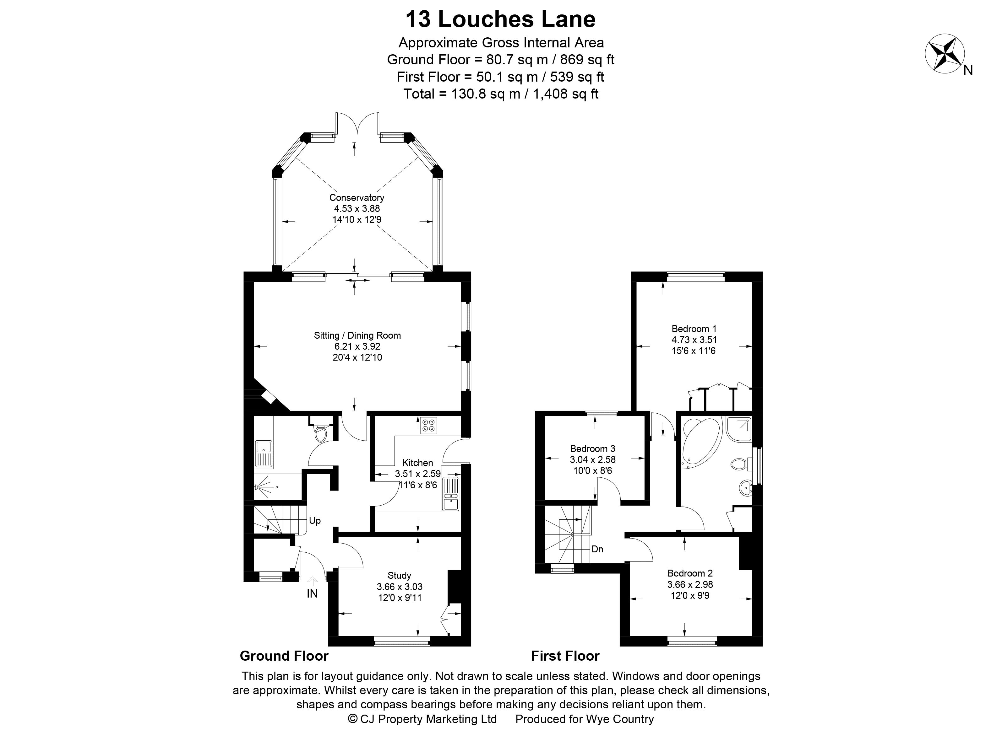 Louches Lane