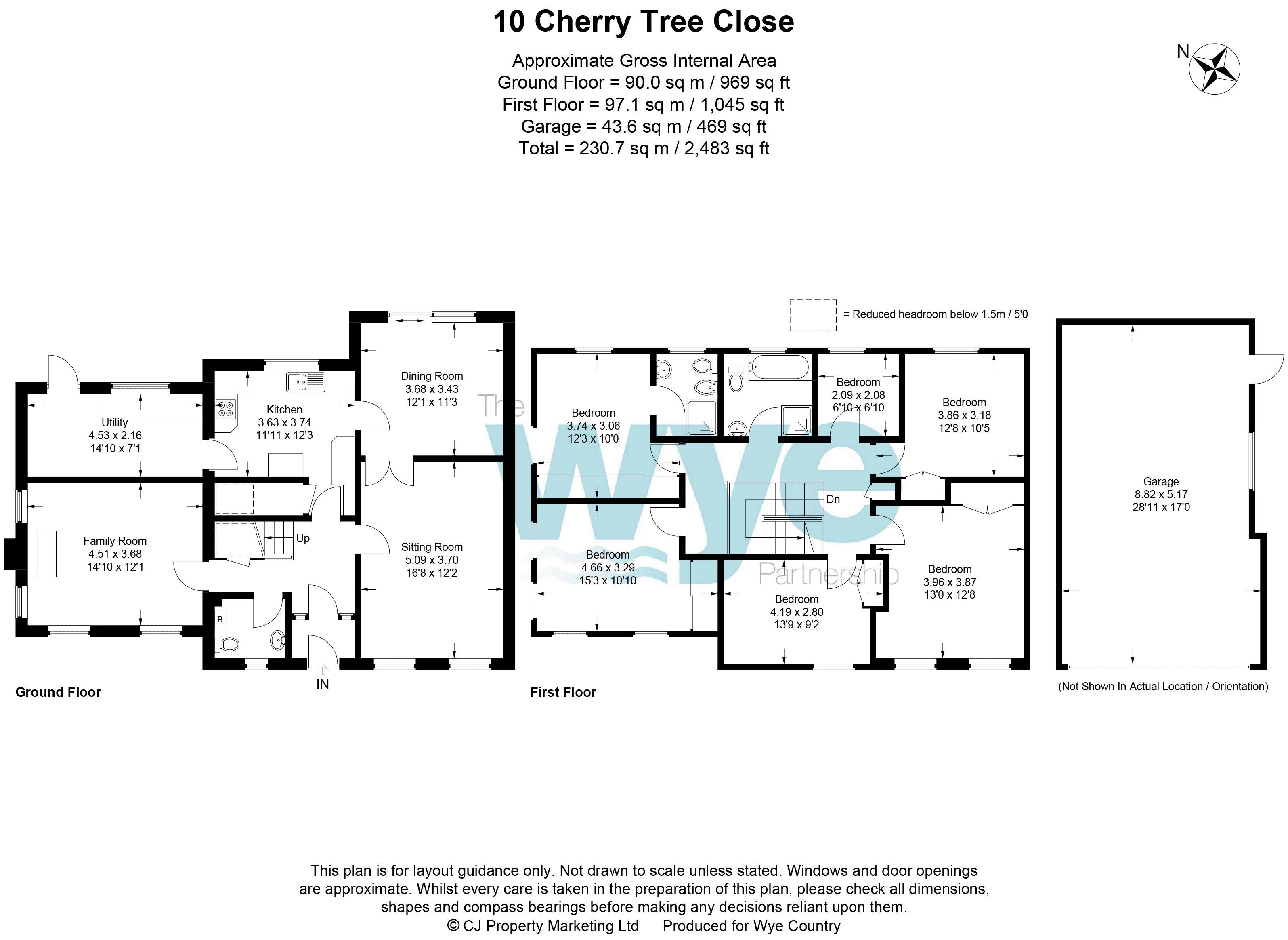Cherry Tree Close