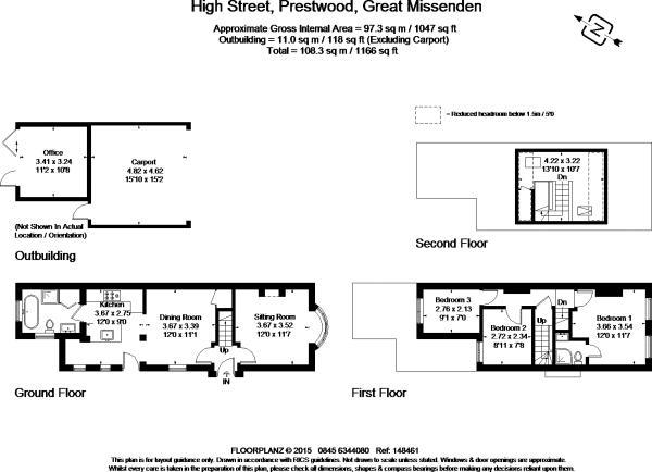 High Street Prestwood