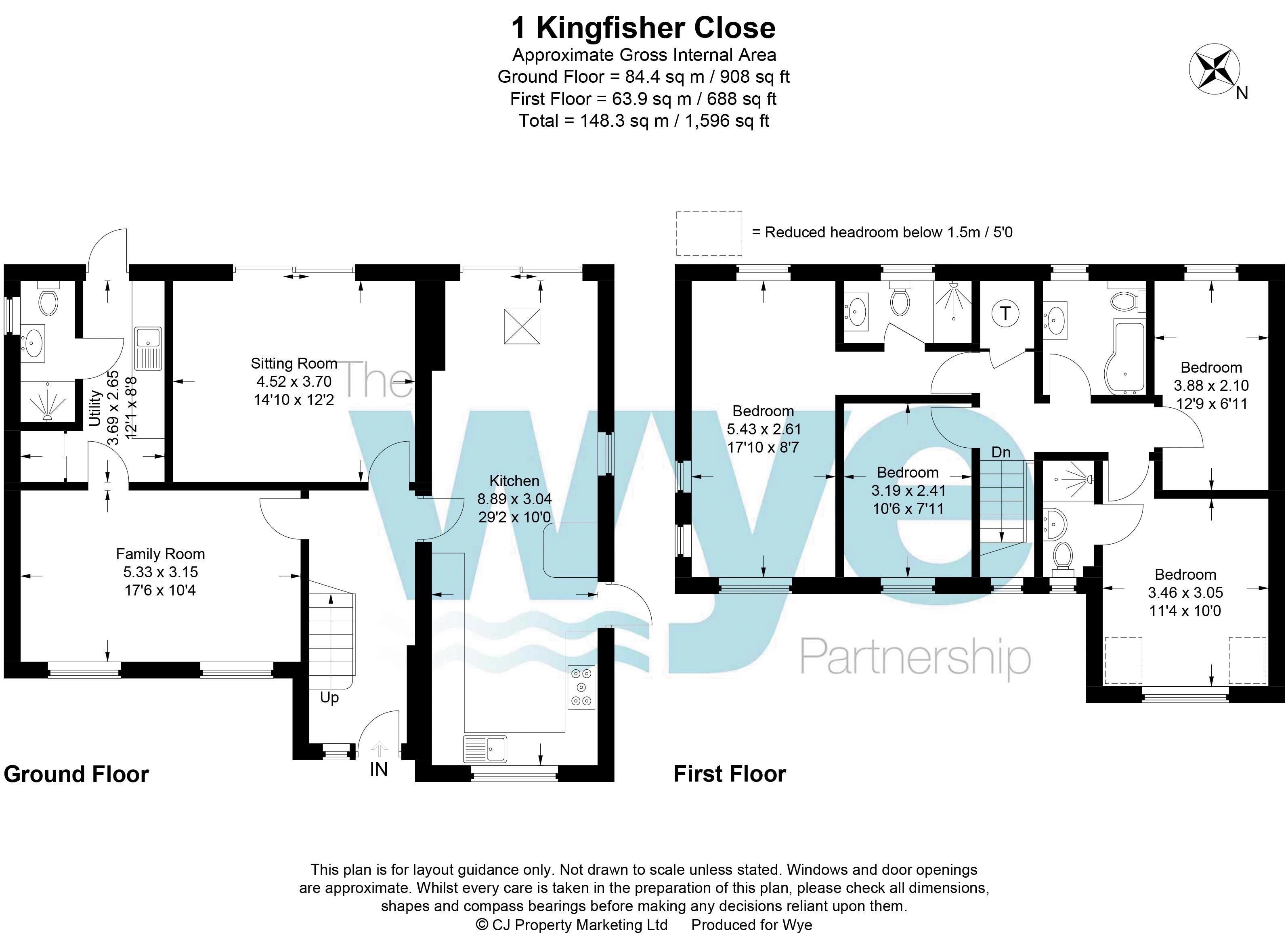 Kingfisher Close