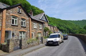 Tors Road Lynmouth