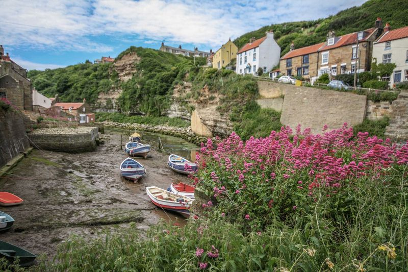 Chapel Yard Staithes
