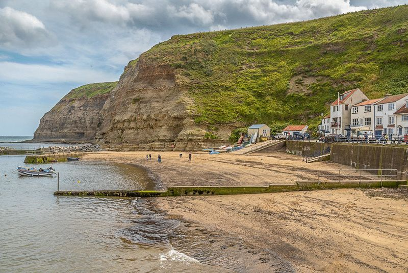 High Street Staithes