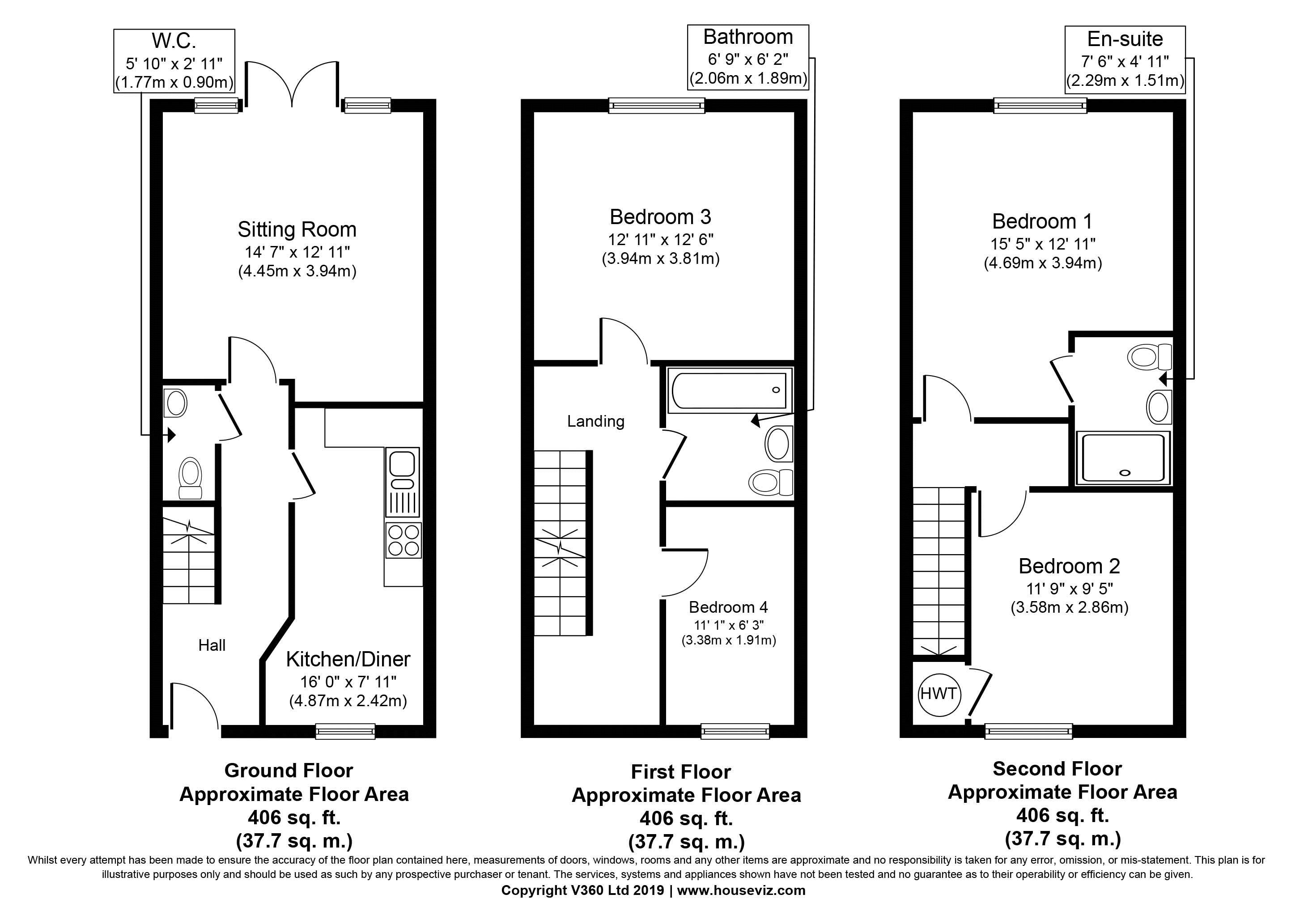 17 Madison Close Floorplan