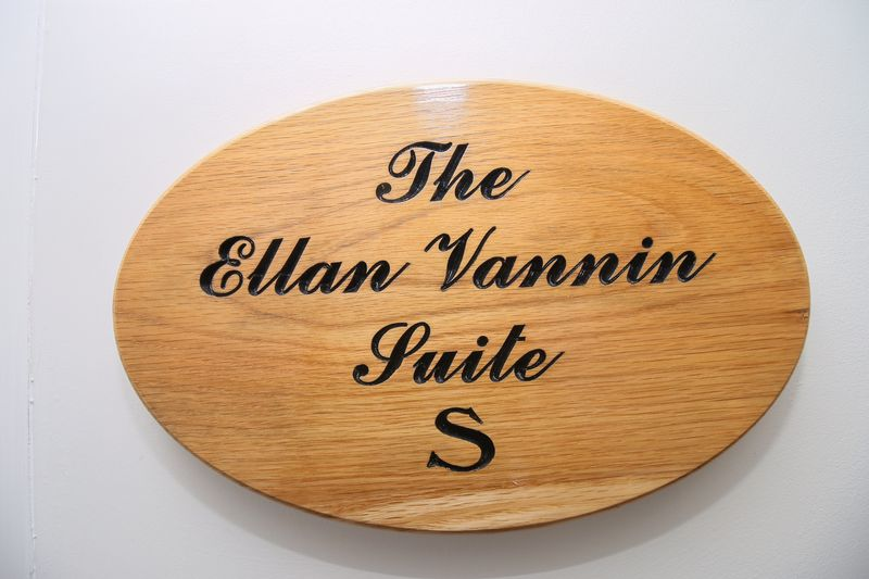 The Ellan Vannin Suite at Sefton Hotel, Harris Promenade