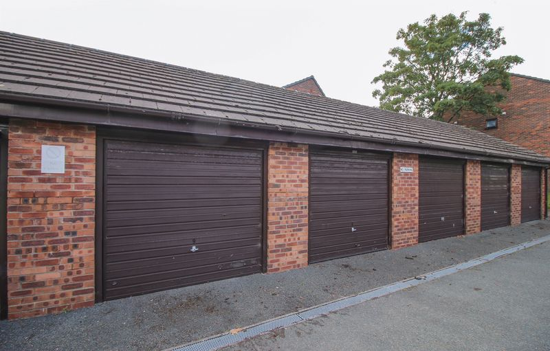 Garage - Sold Separately STC