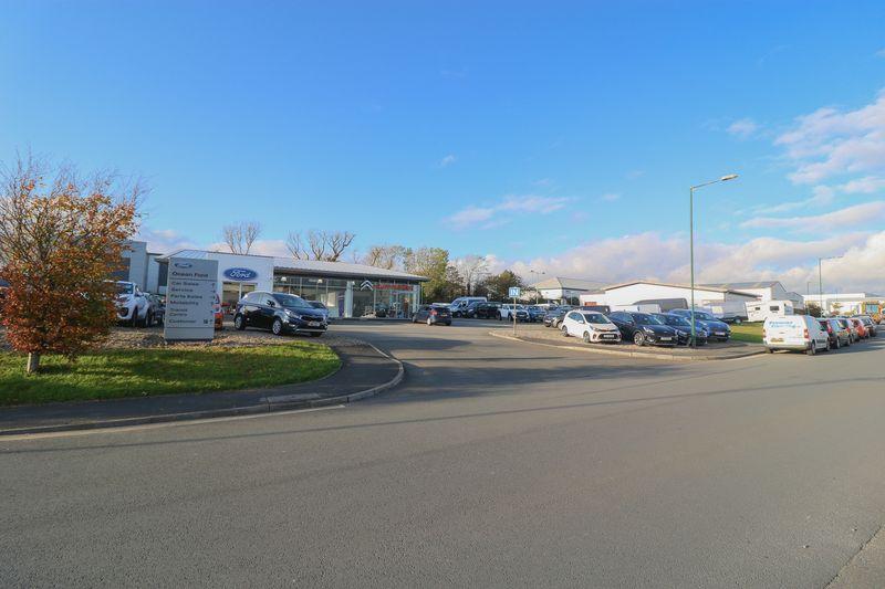 Isle Of Man Business Park Douglas