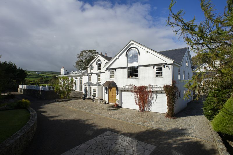 Ballagawne Farm, Ballagawne Road