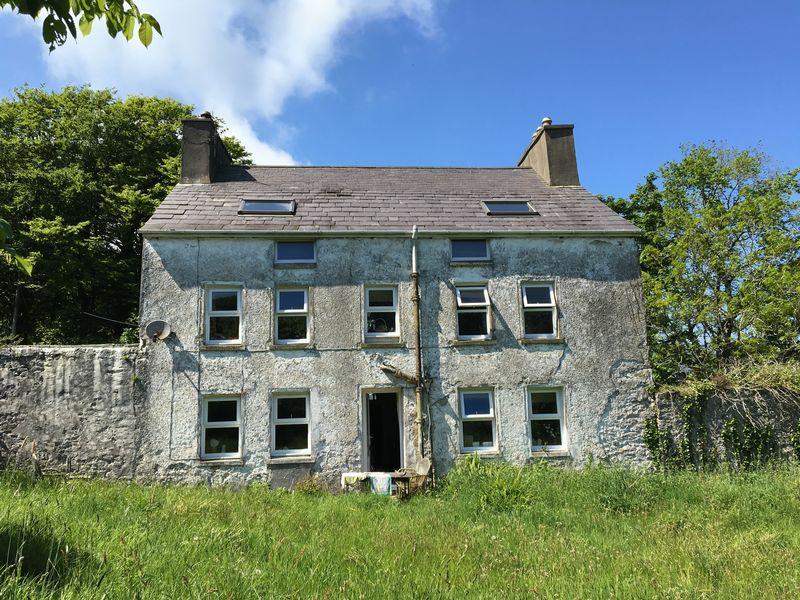 House SE Elevation