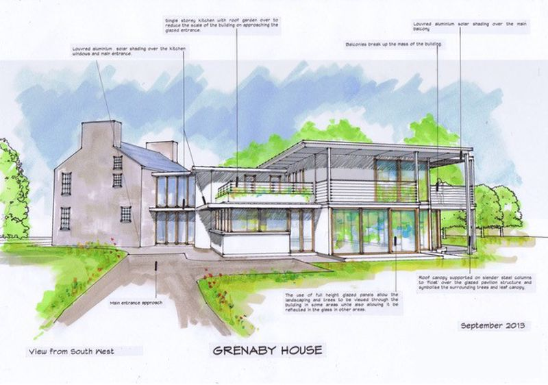 Grenaby House