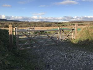 Approximately 1.4 acres in Santon Santon