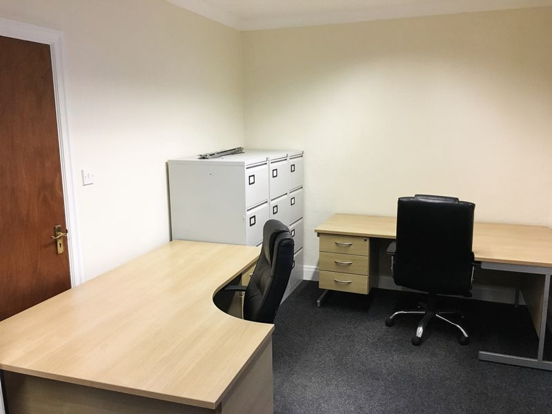 First Floor Office