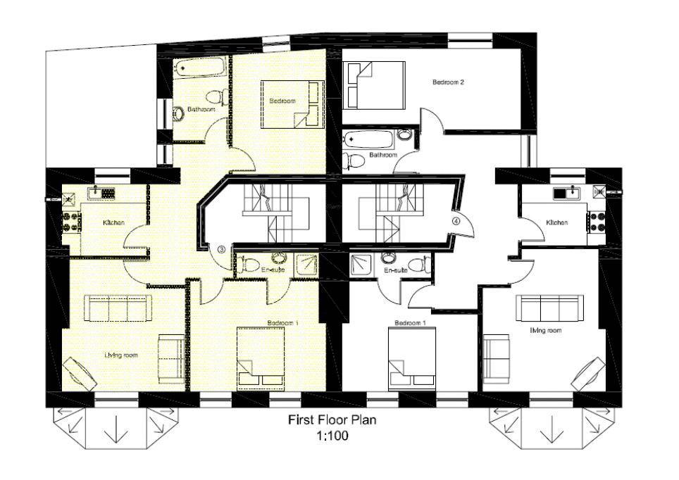 1st Floorplan
