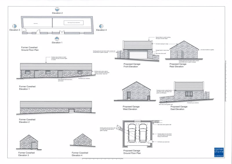 Floorplan/Elevation