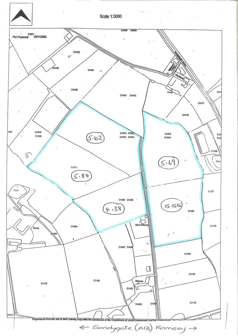 27.19 acres, Ballacrye