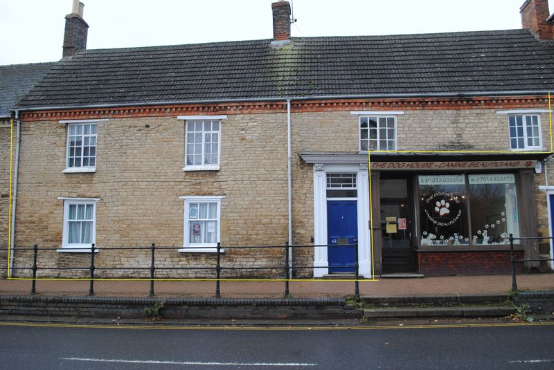 High Street Irthlingborough