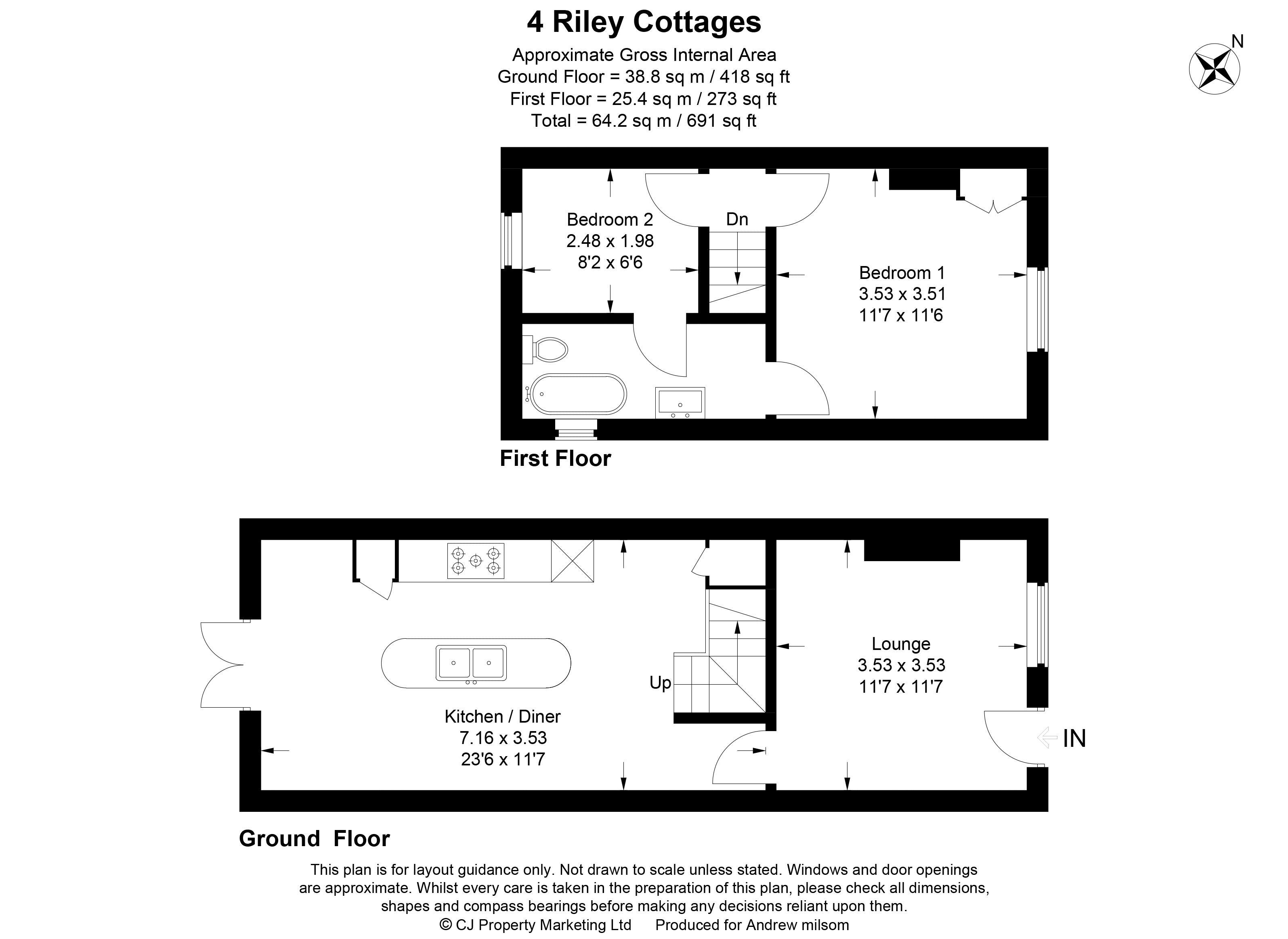Riley Cottages
