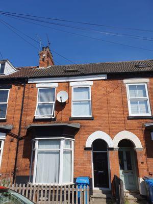St. Hilda Street, Beverley Road