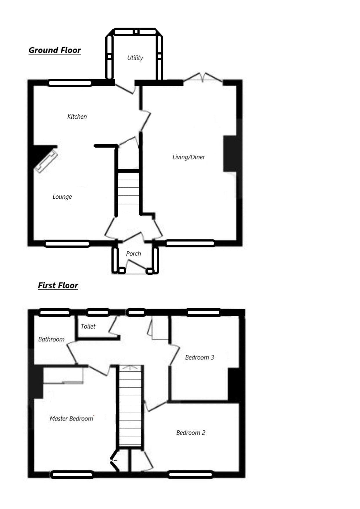 Customers Floorplan