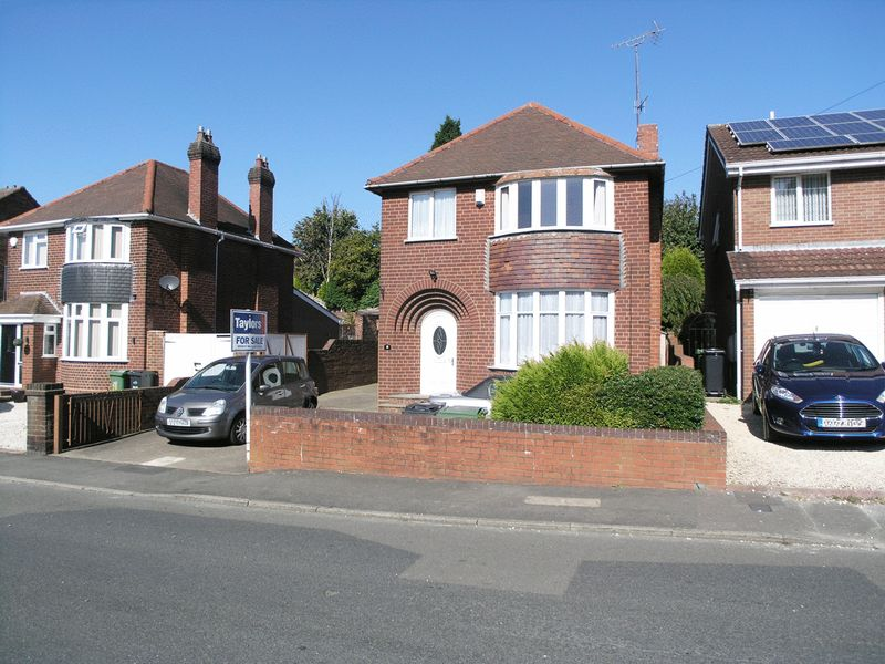 Corbyns Hall Road Pensnett