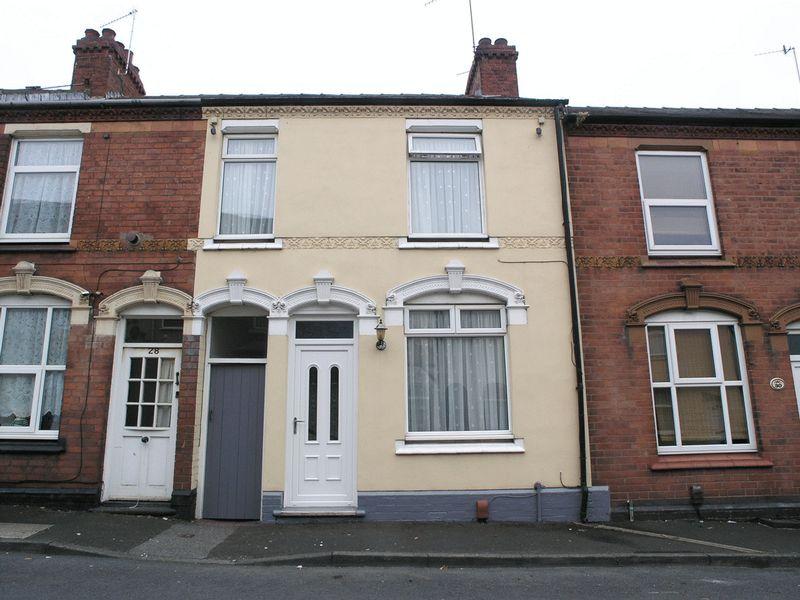 Campbell Street Brockmoor