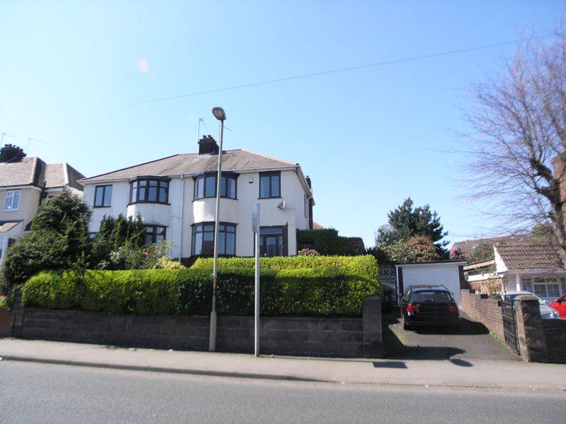 Hickman Road Brockmoor