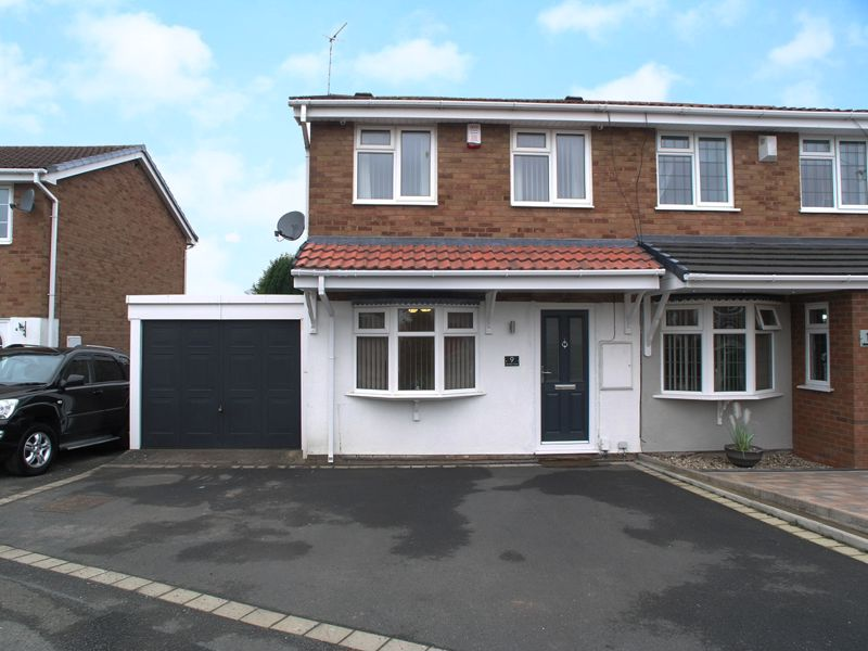 Bewlay Close Amblecote