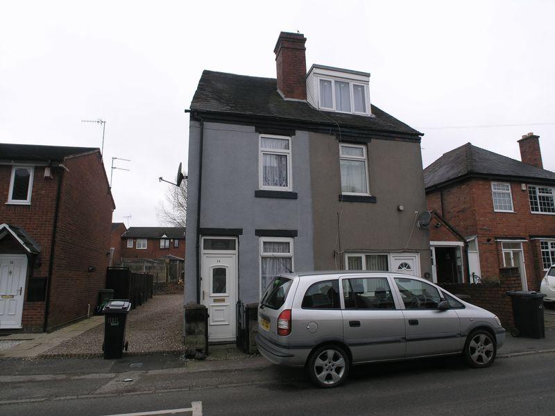 Cressett Lane Brockmoor