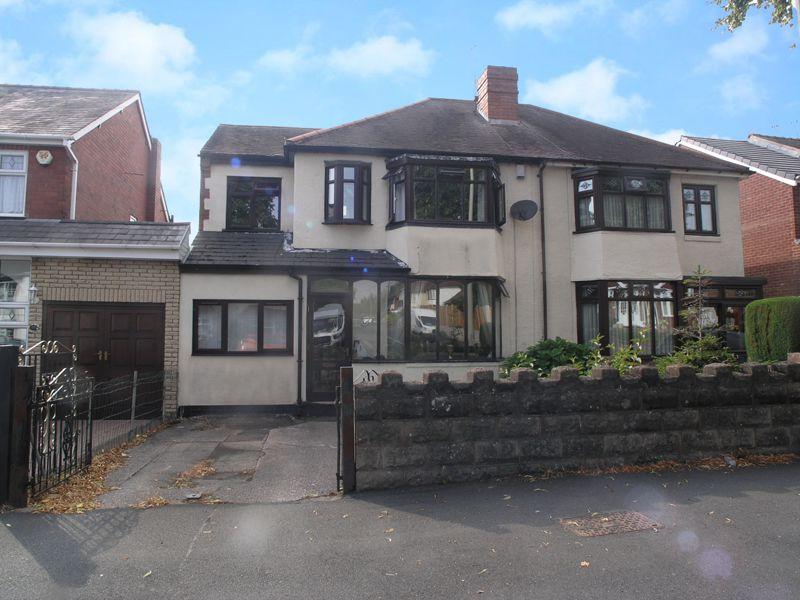 Dudley Wood Road Netherton