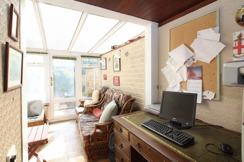 Study Area - Conservatory