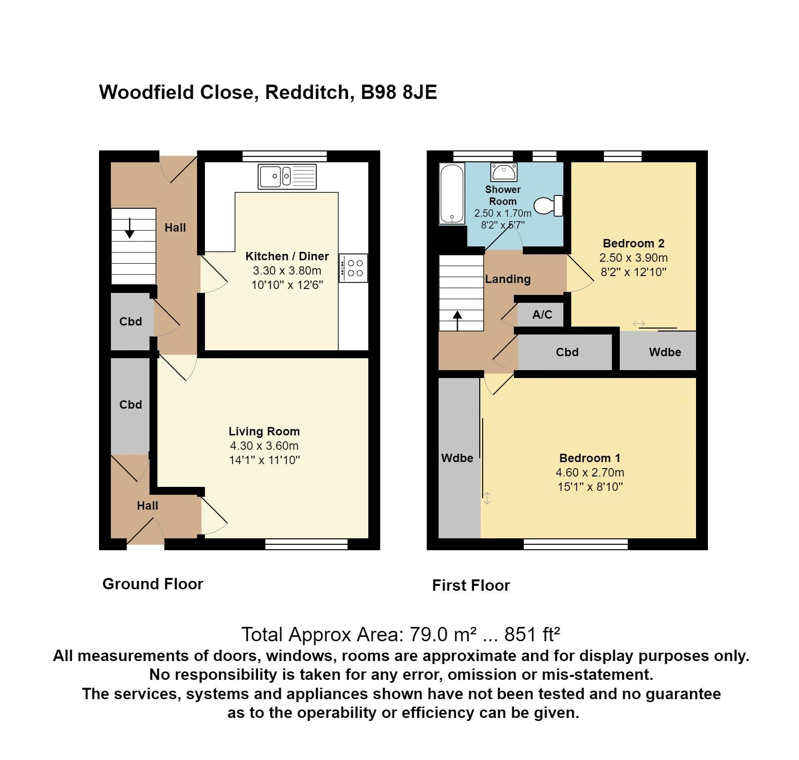 Woodfield Close Abbeydale