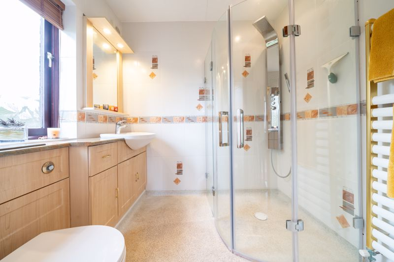 En-suite wetroom