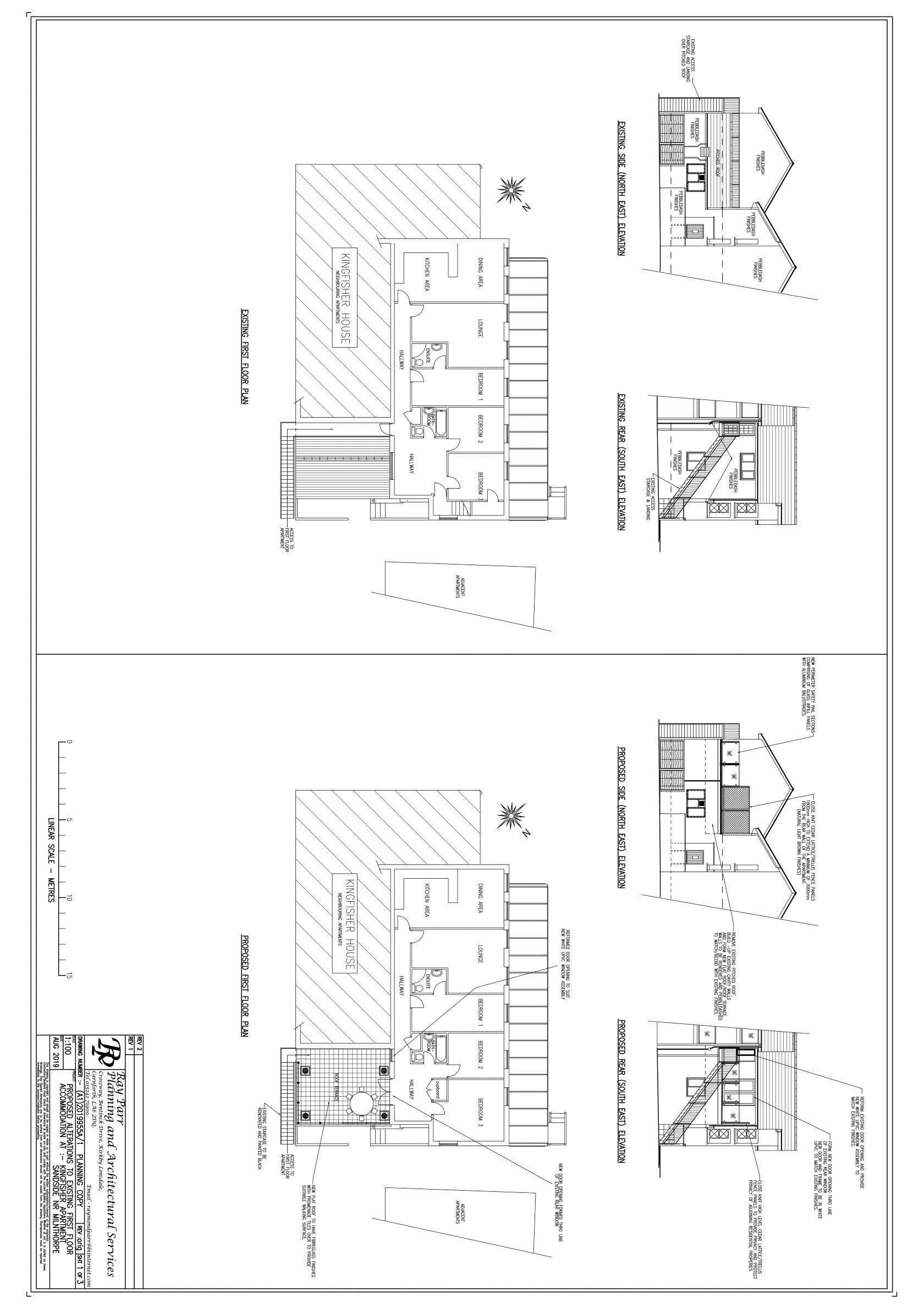 1st floor apartment layout