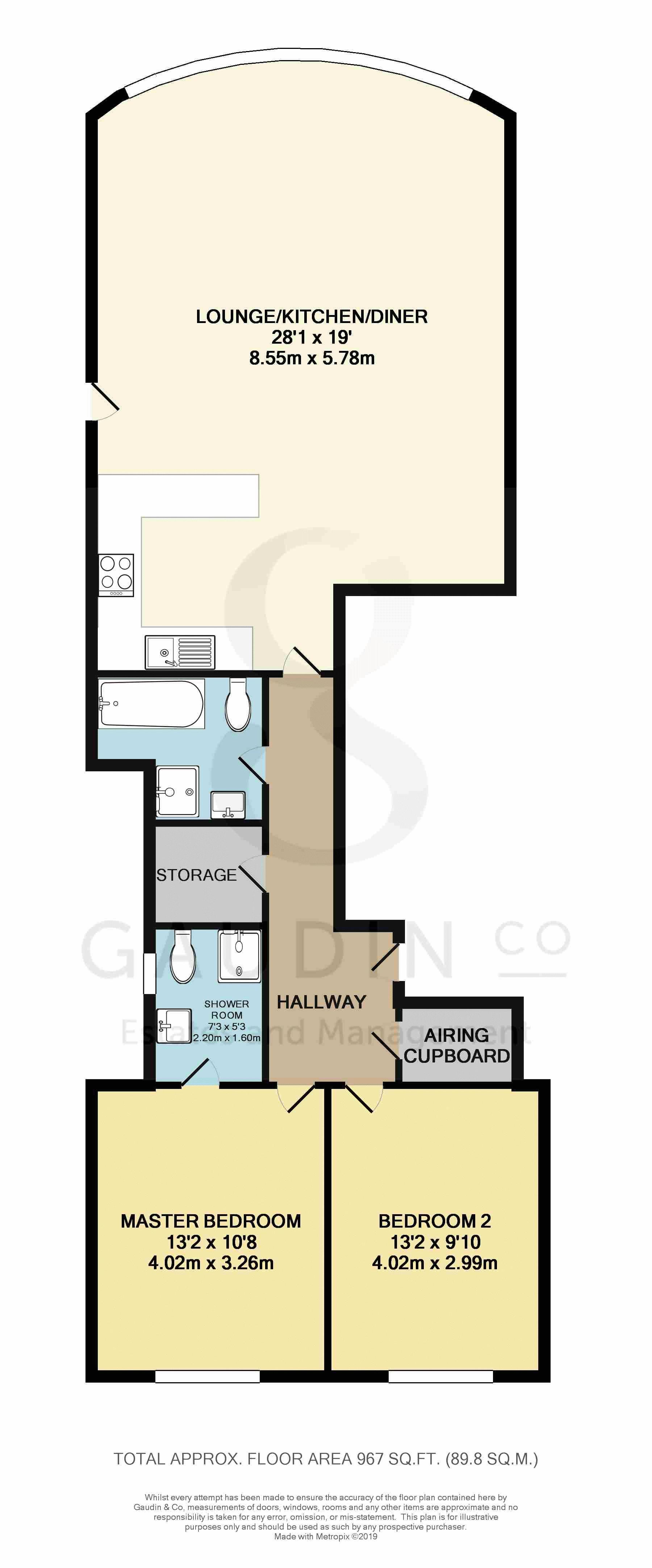 33 West Park Apartments