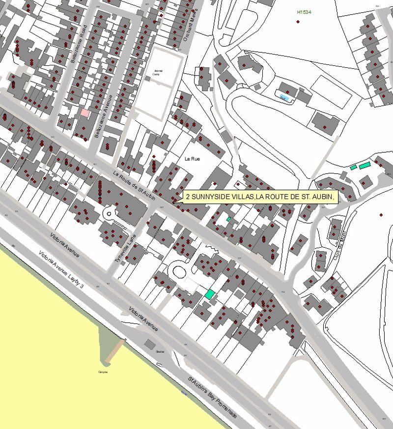 La Route de St Aubin St Helier