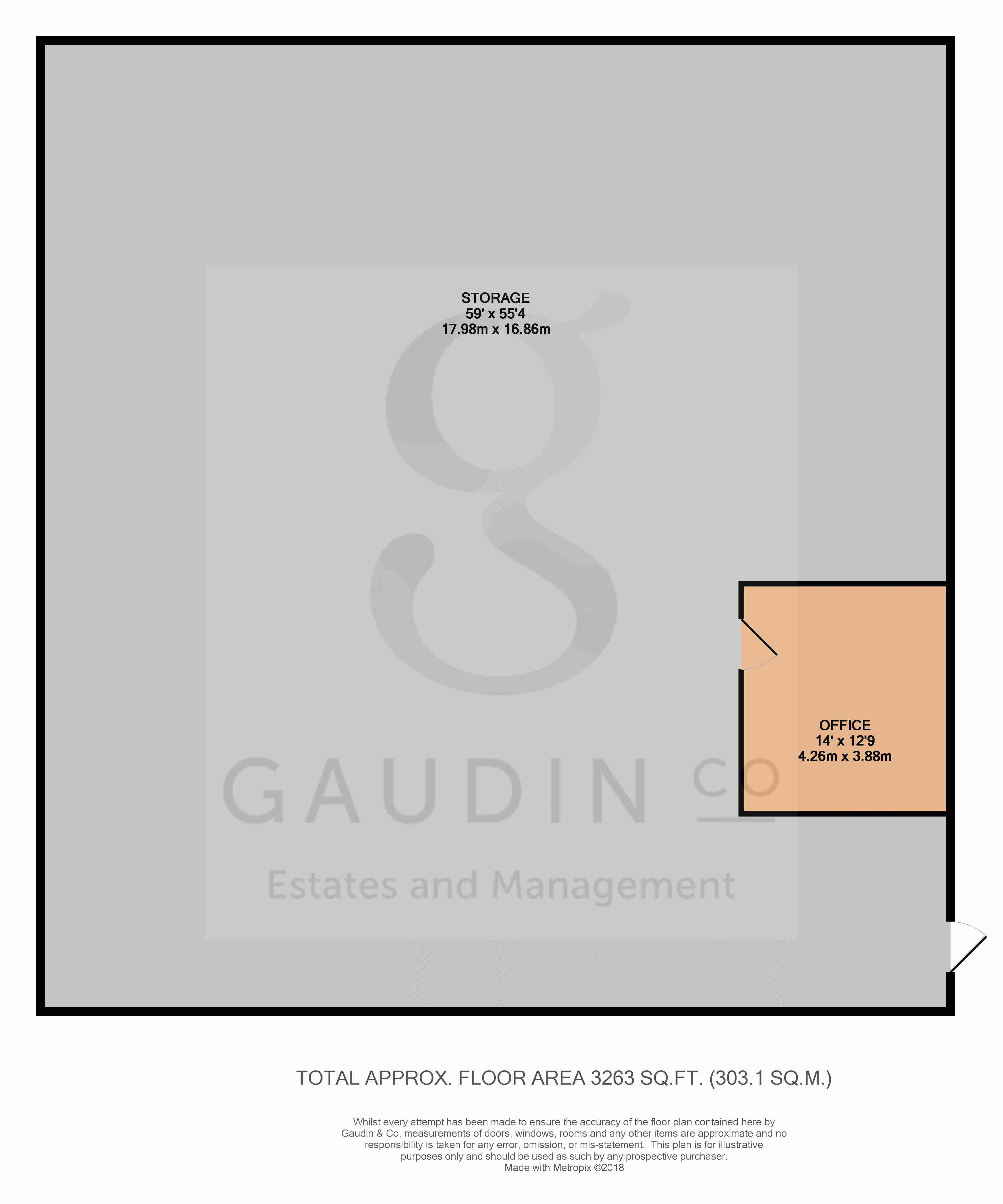 AG GAILLIE/ FIRST FLOOR