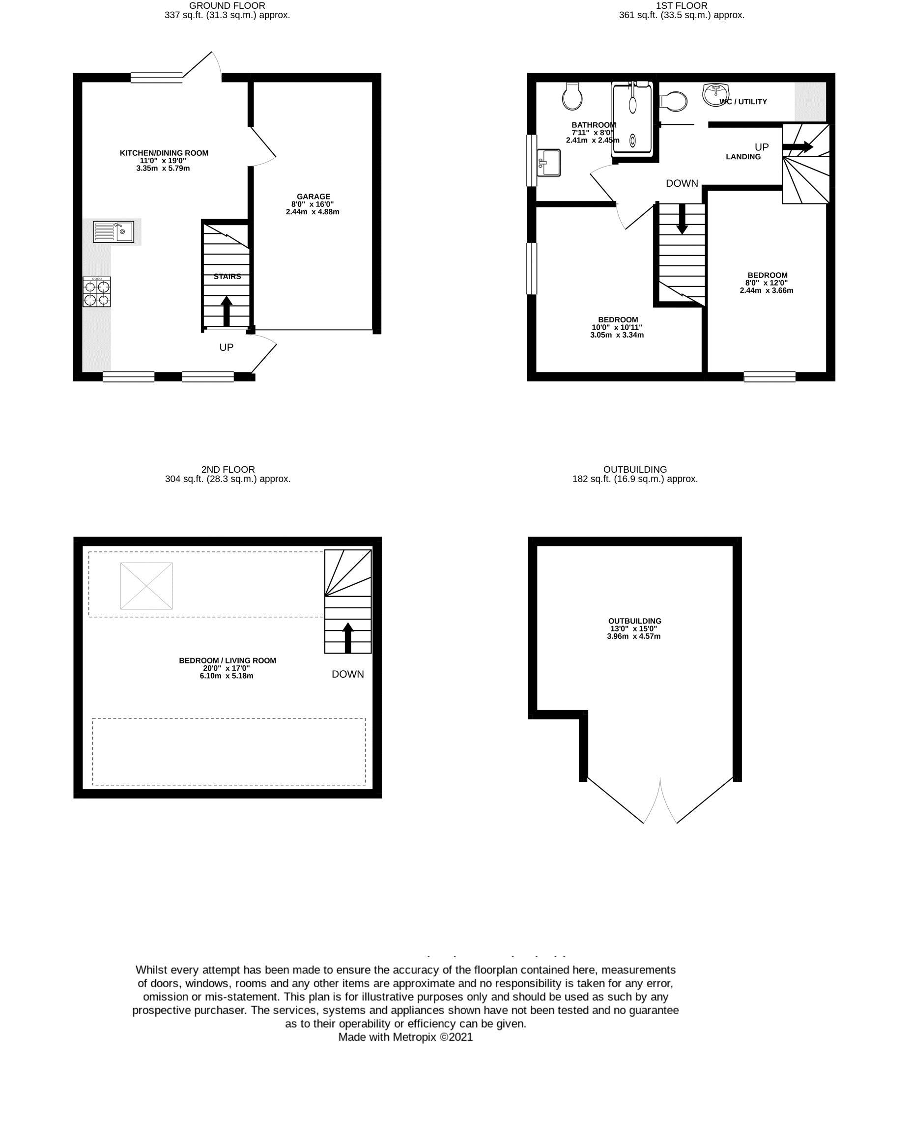 8B Willow Vale