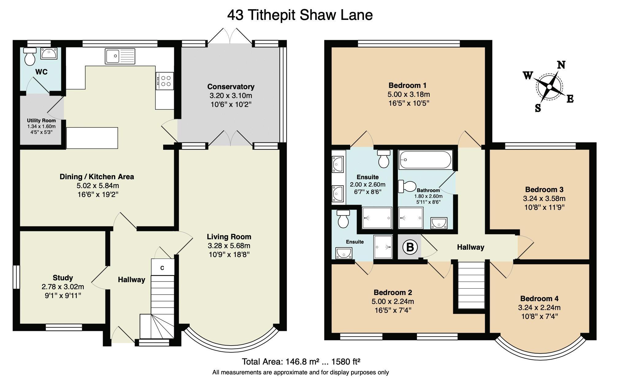 Tithepit Shaw Lane