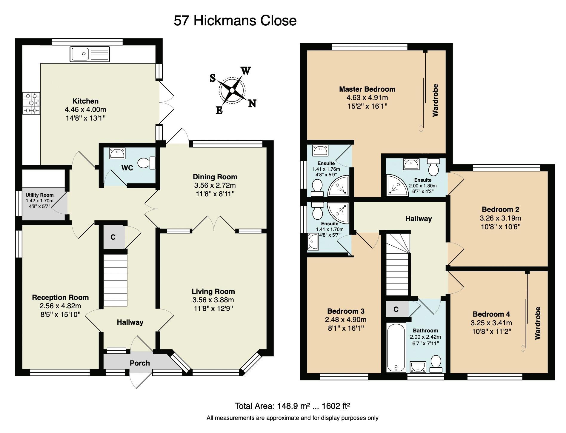Hickmans Close