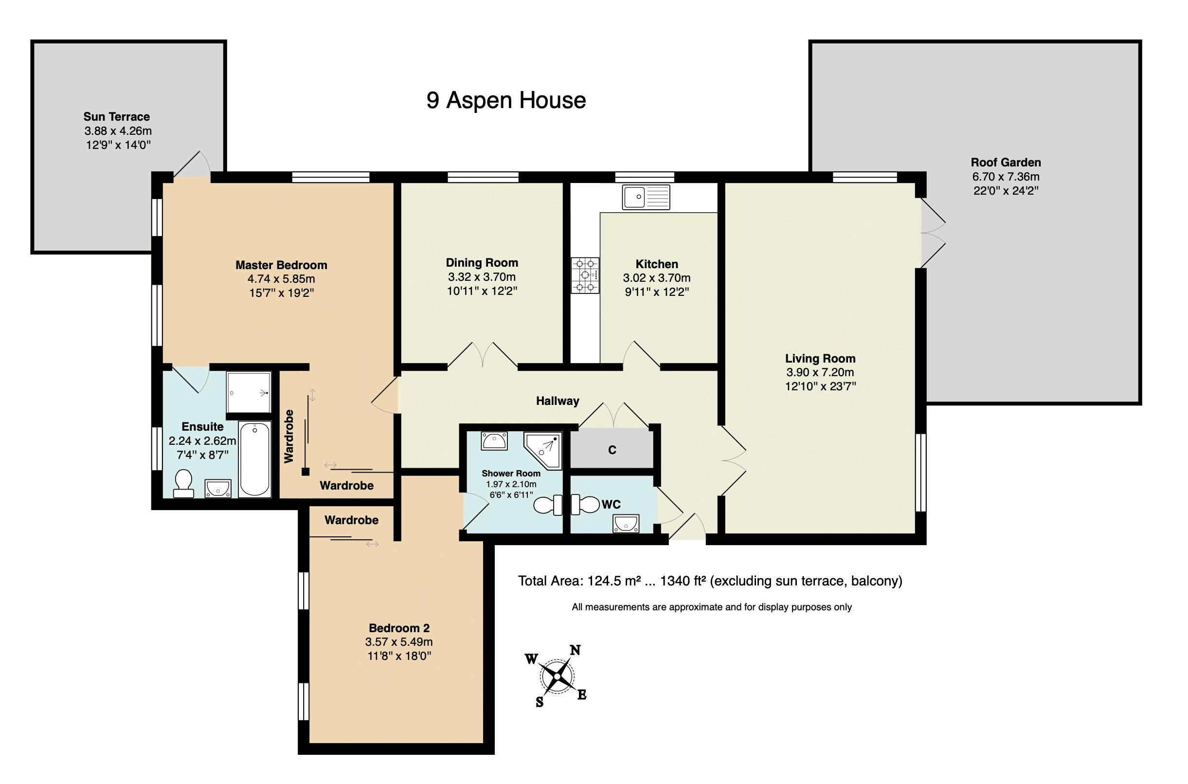 Aspen House East Parkside