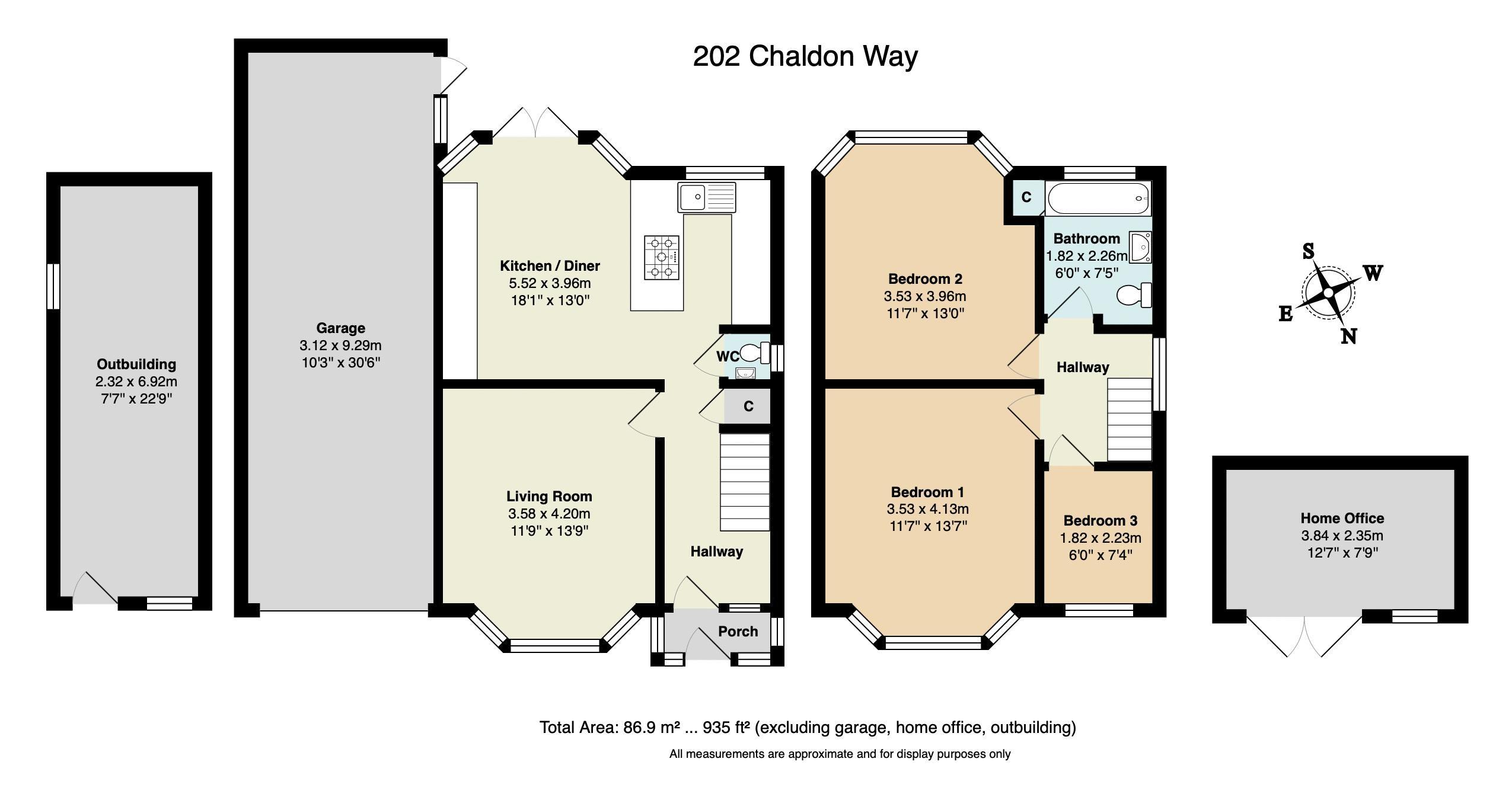 Chaldon Way