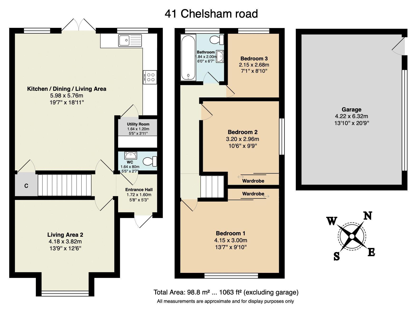 Chelsham Road
