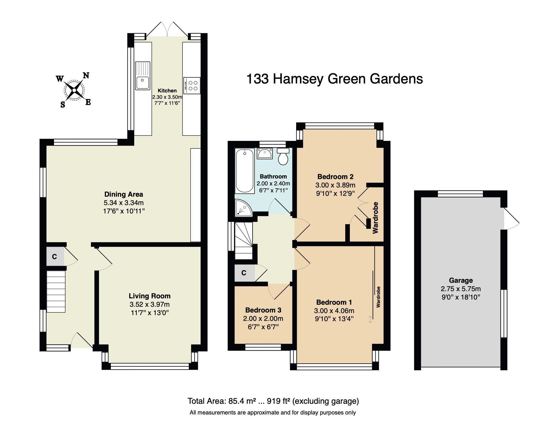 Hamsey Green Gardens
