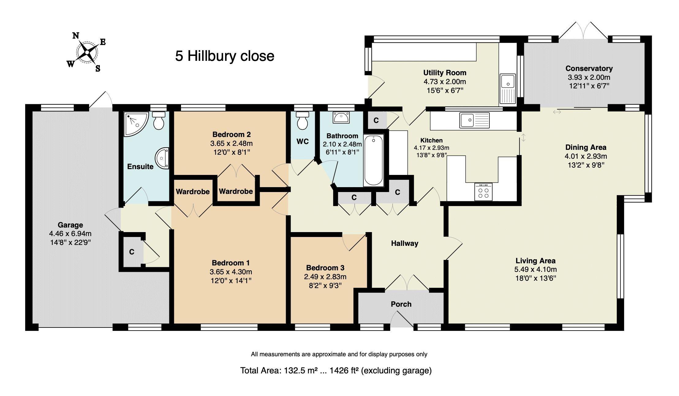 Hillbury Close