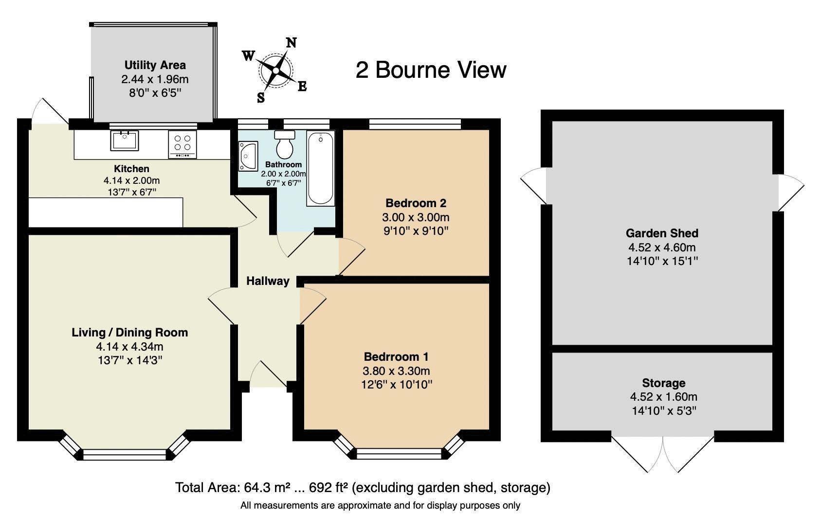 Bourne View