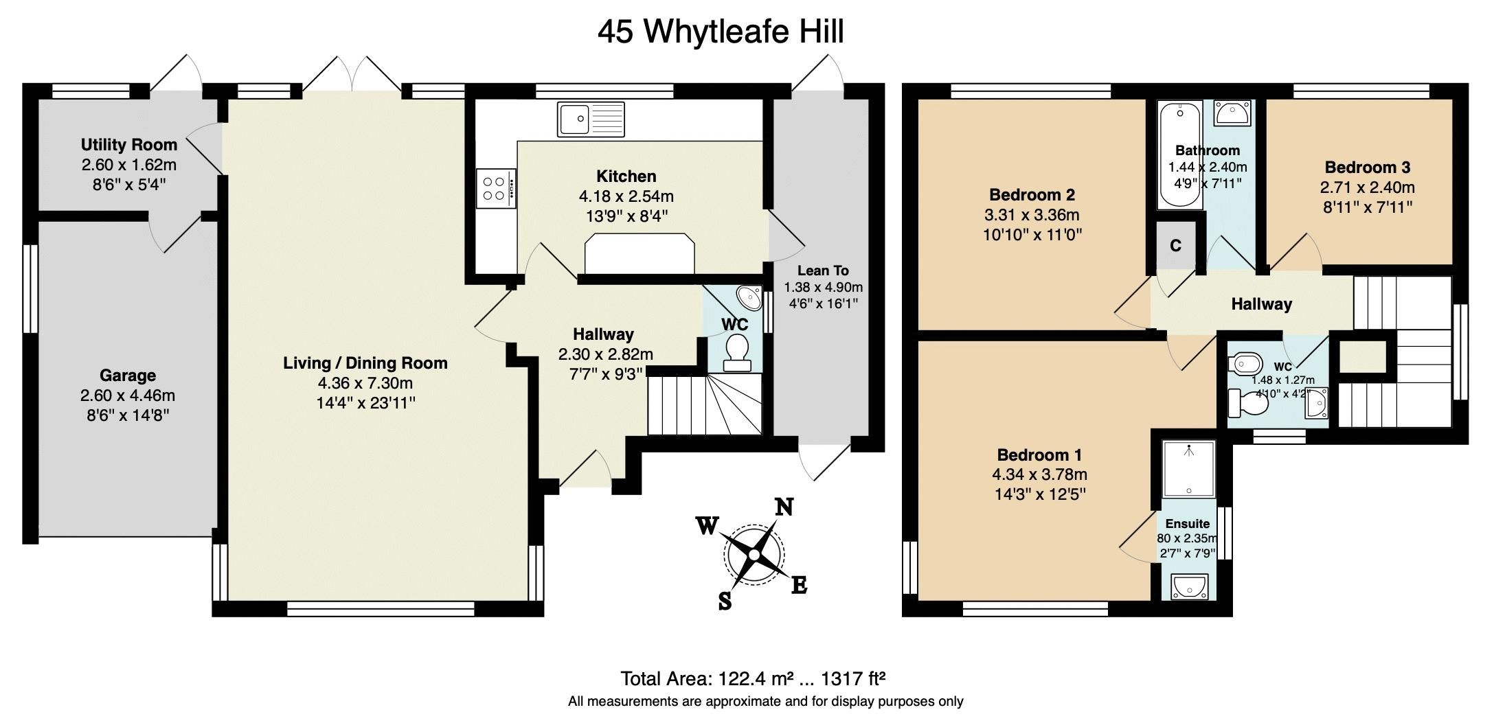 Whyteleafe Hill