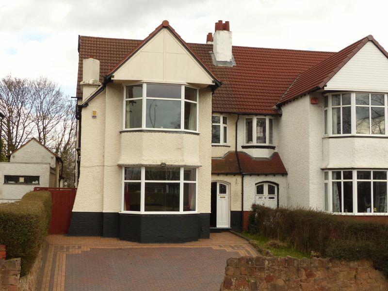 Chester Road Erdington
