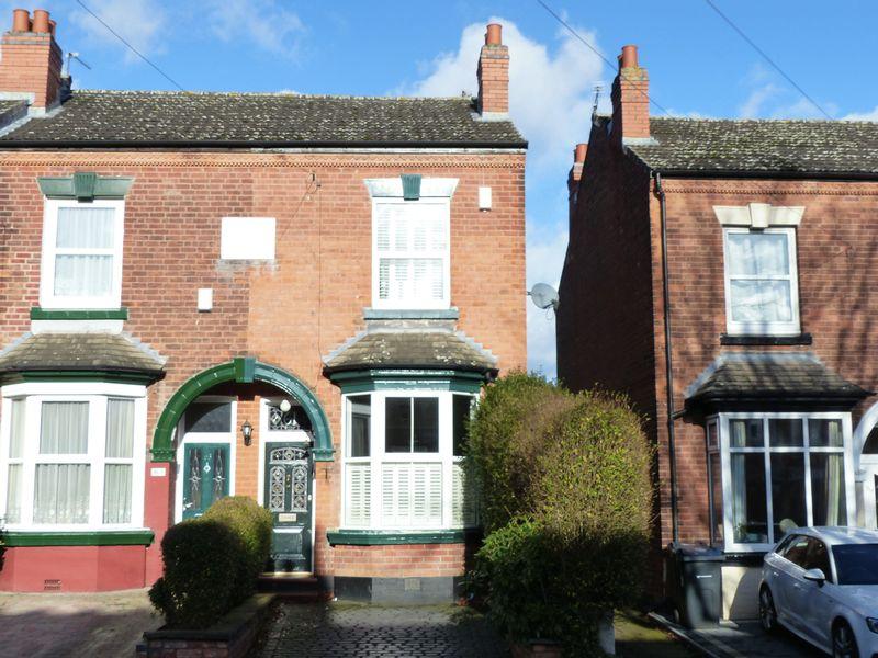 Somerset Road Erdington